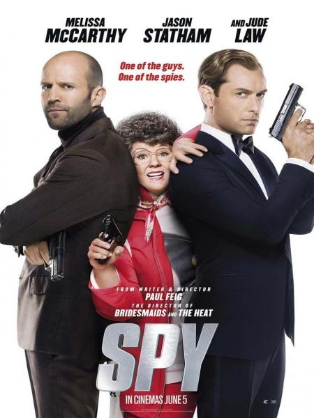 Watch Movie Spy 2015