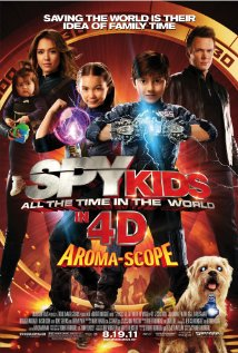 Watch Movie Spy Kids: All the Time in the World in 4D
