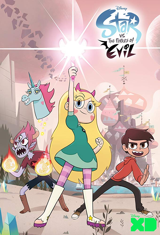 Watch Movie Star Vs the Forces of Evil - Season 4