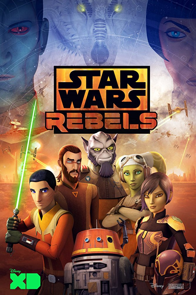 Watch Movie Star Wars: Rebels - Season 4
