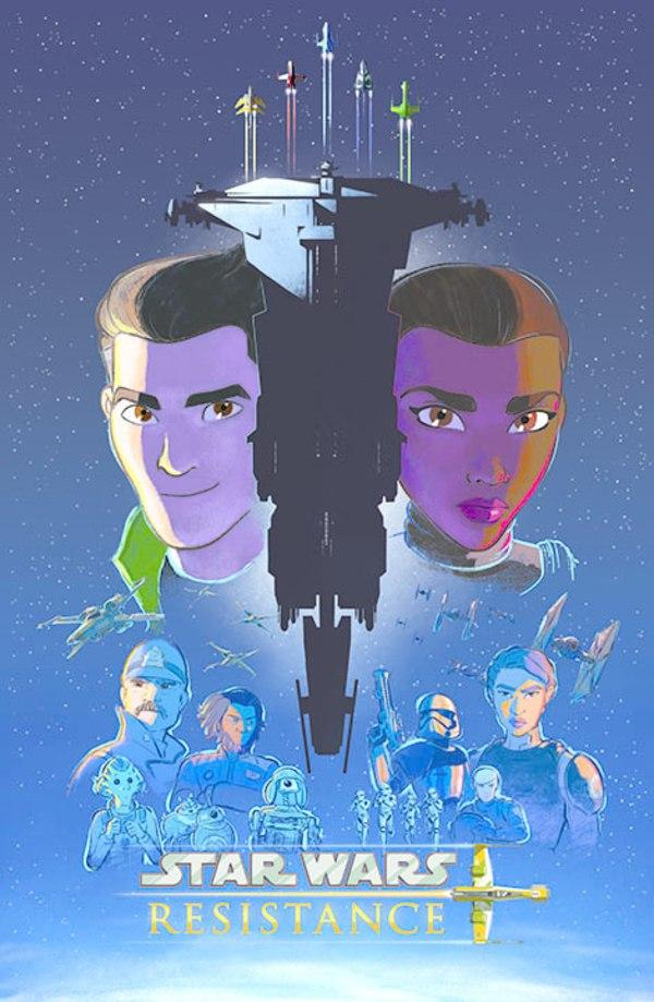 Watch Movie Star Wars Resistance - Season 2