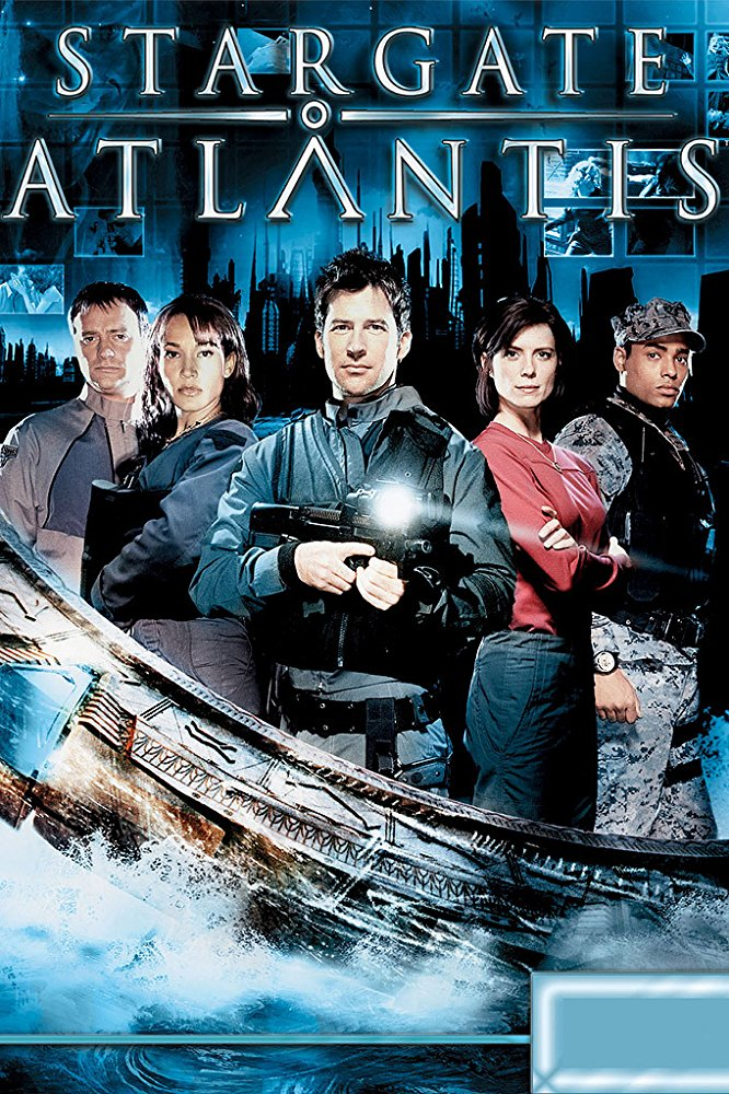 Watch Movie Stargate Atlantis - Season 4