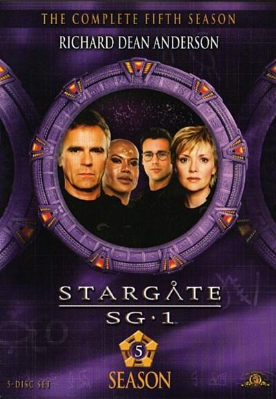 Watch Movie Stargate SG1 - Season 8