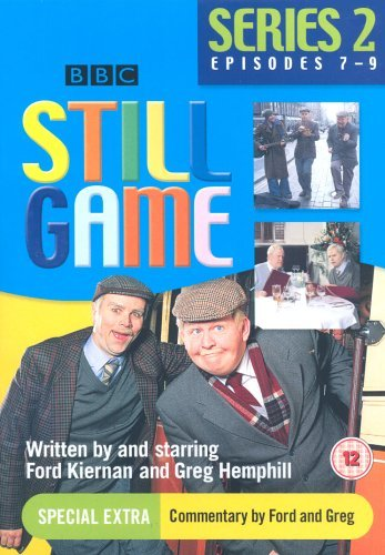 Watch Movie Still Game - Season 4