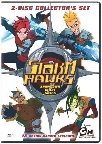 Watch Movie Storm Hawks - Season 1