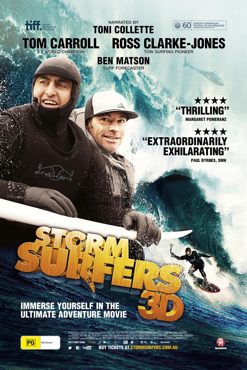 Watch Movie Storm Surfers 3D