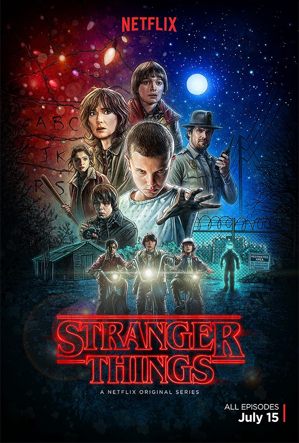 Watch Movie Stranger Things - Season 1