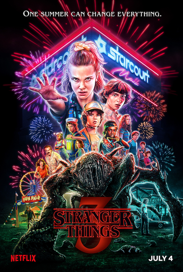 Watch Movie Stranger Things - Season 3