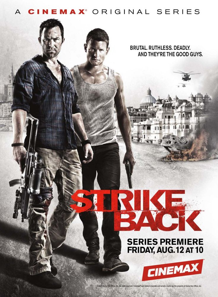 Watch Movie Strike Back - Season 2