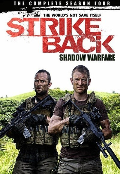 Watch Movie Strike Back - Season 5