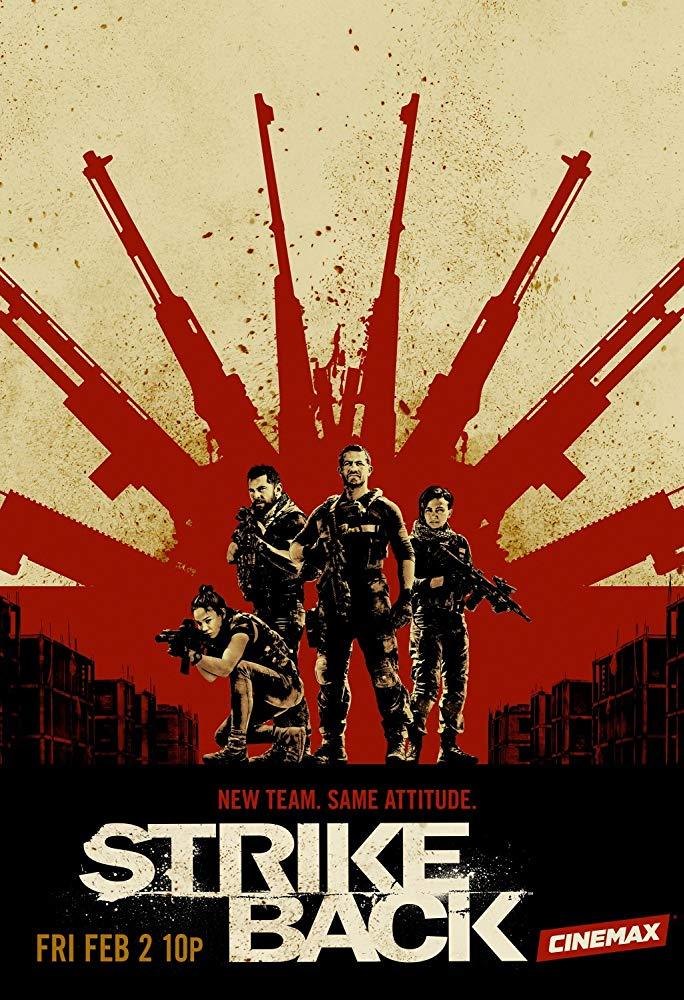 Watch Movie Strike Back - Season 8