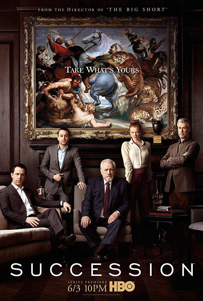 Watch Movie Succession - Season 1