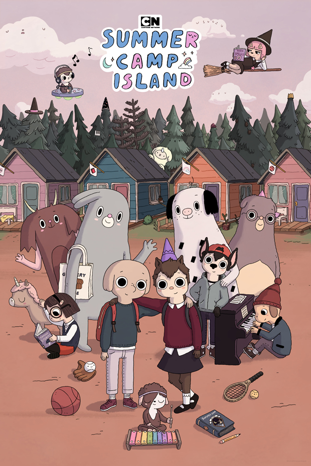 Watch Movie Summer Camp Island - Season 2