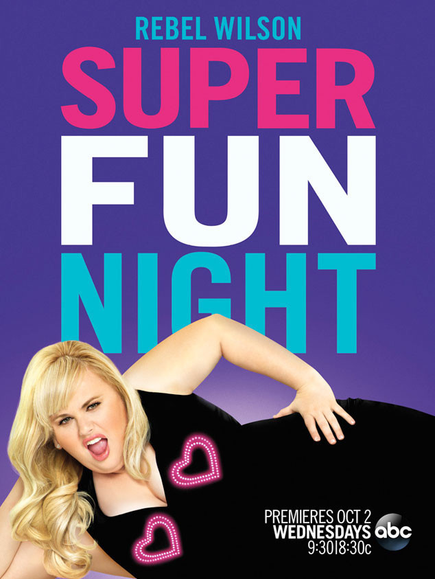 Watch Movie Super Fun Night - Season 1