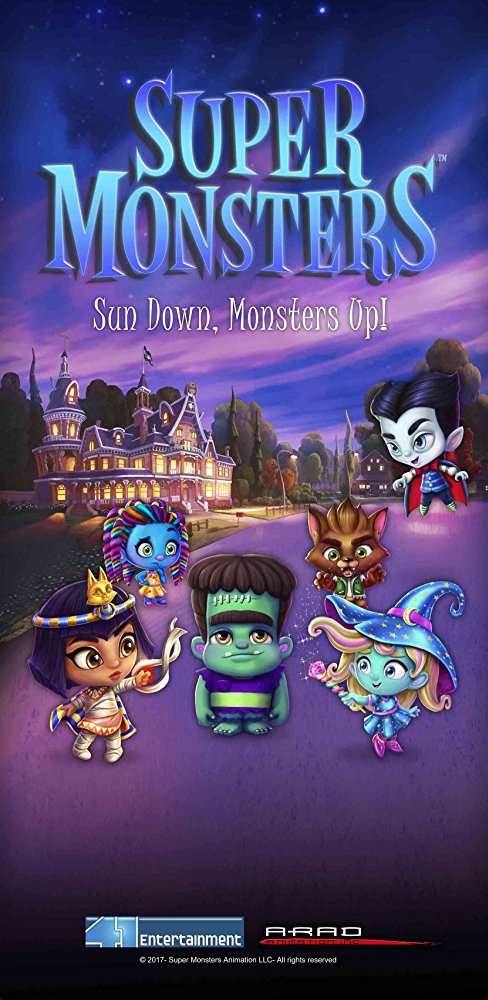 Watch Movie Super Monsters - Season 1