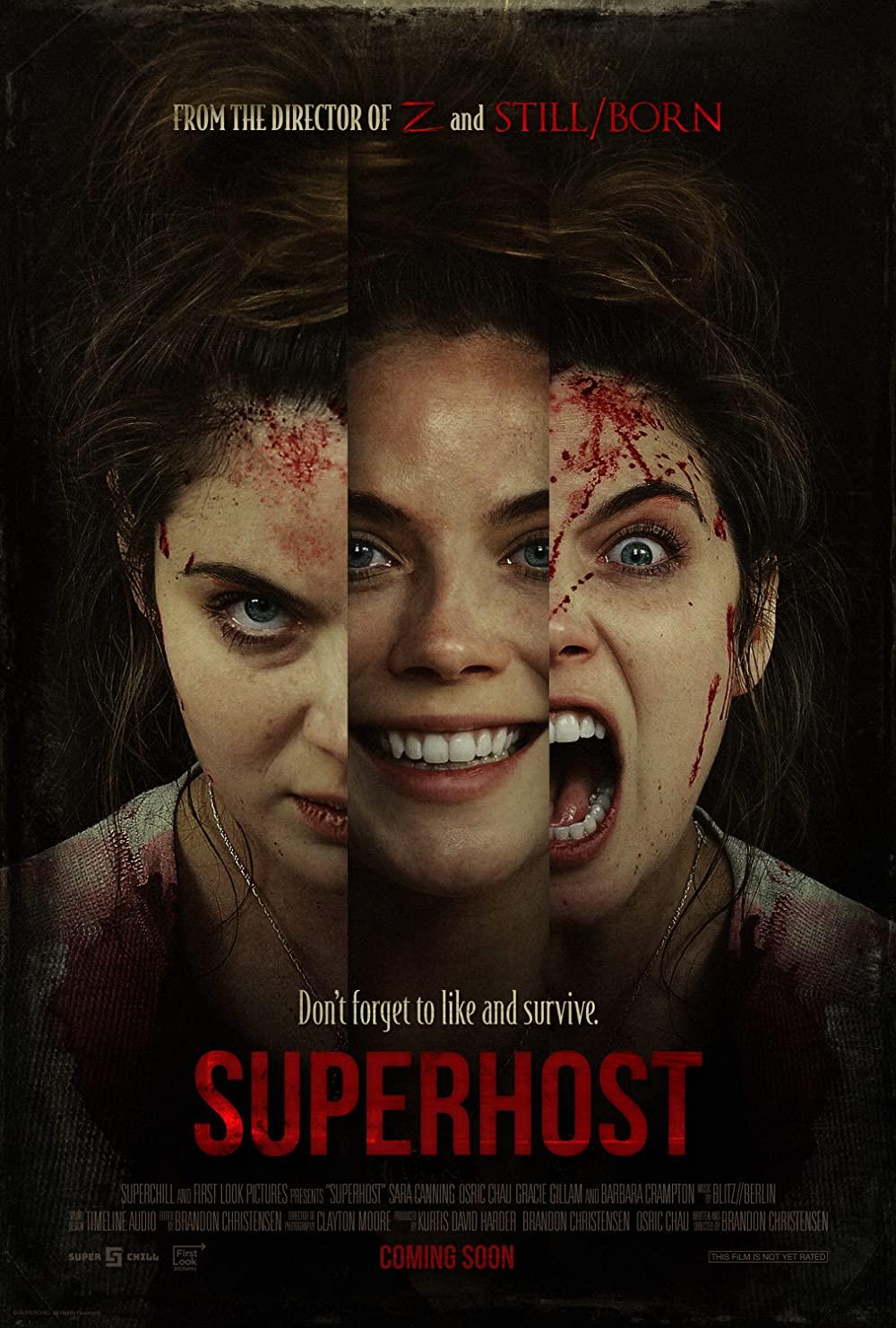 Watch Movie Superhost