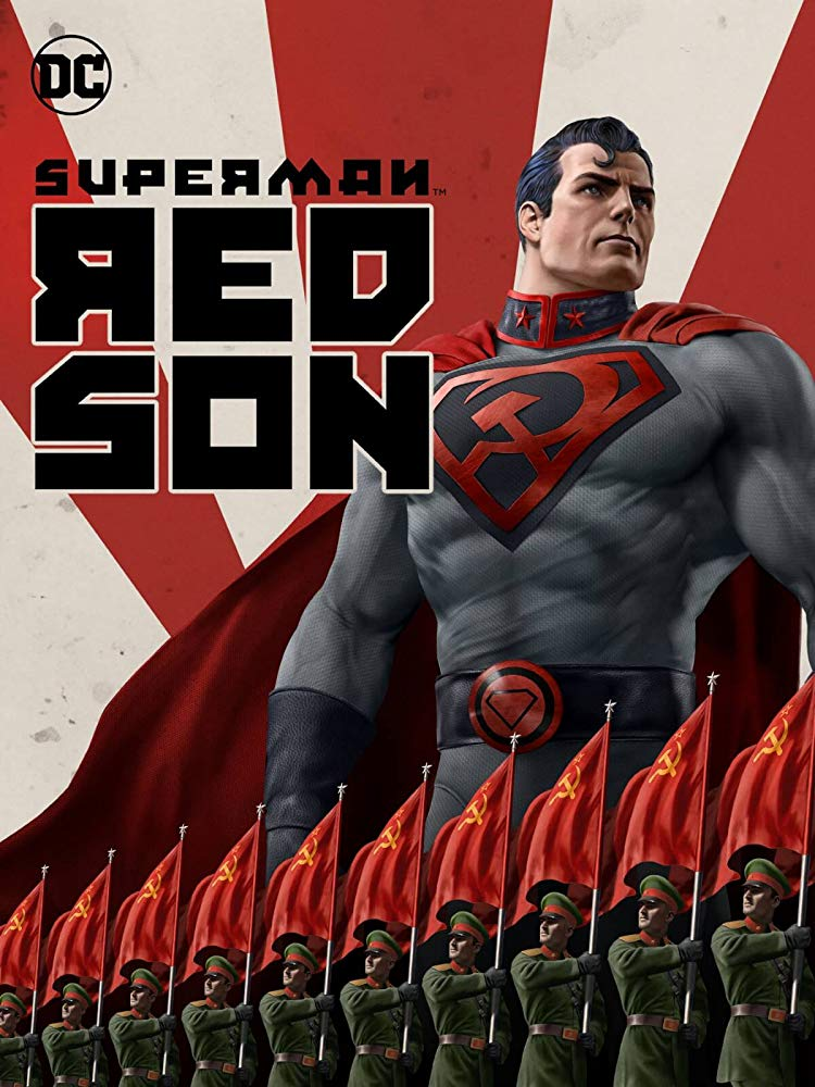 Watch Movie Superman: Red Son