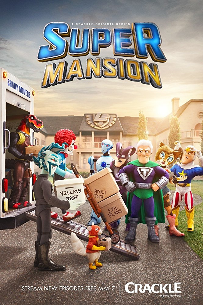Watch Movie SuperMansion - Season 3