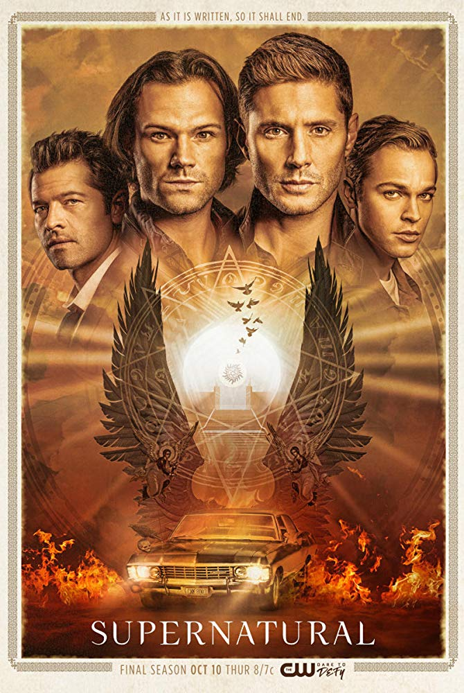 Watch Movie Supernatural - Season 15
