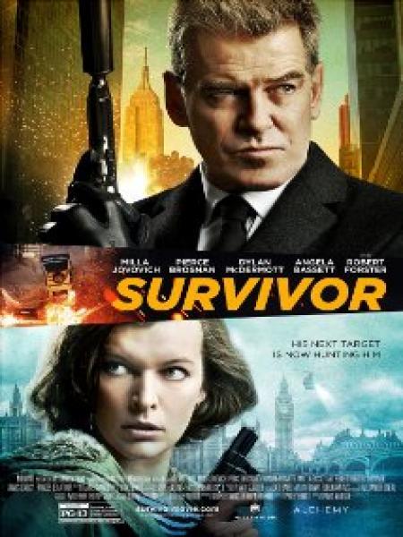 Watch Movie Survivor 2015