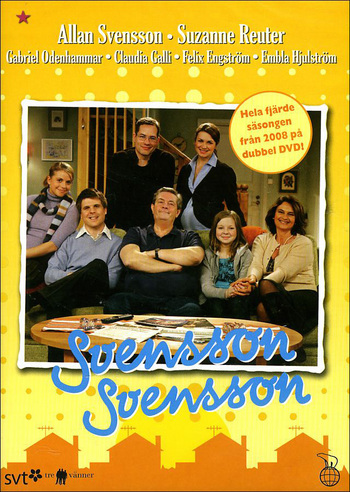 Watch Movie Svensson - Season 1