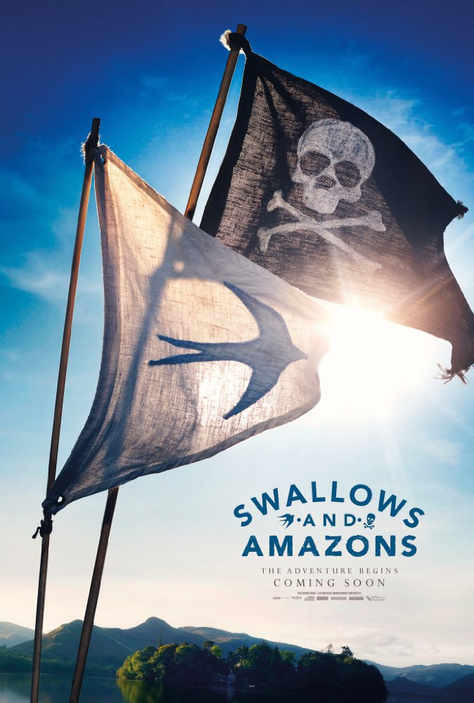 Watch Movie Swallows and Amazons (2016)