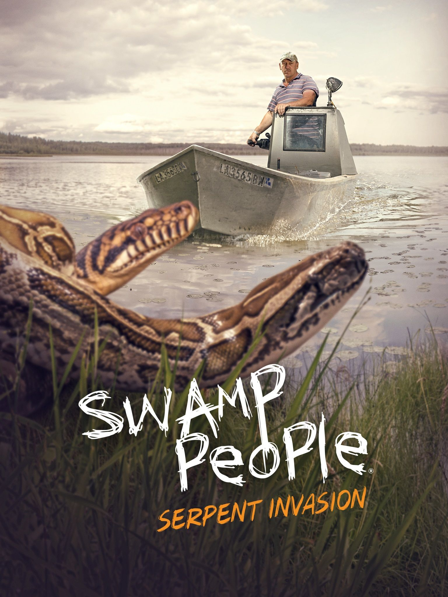 Watch Movie Swamp People Serpent Invasion - Season 1