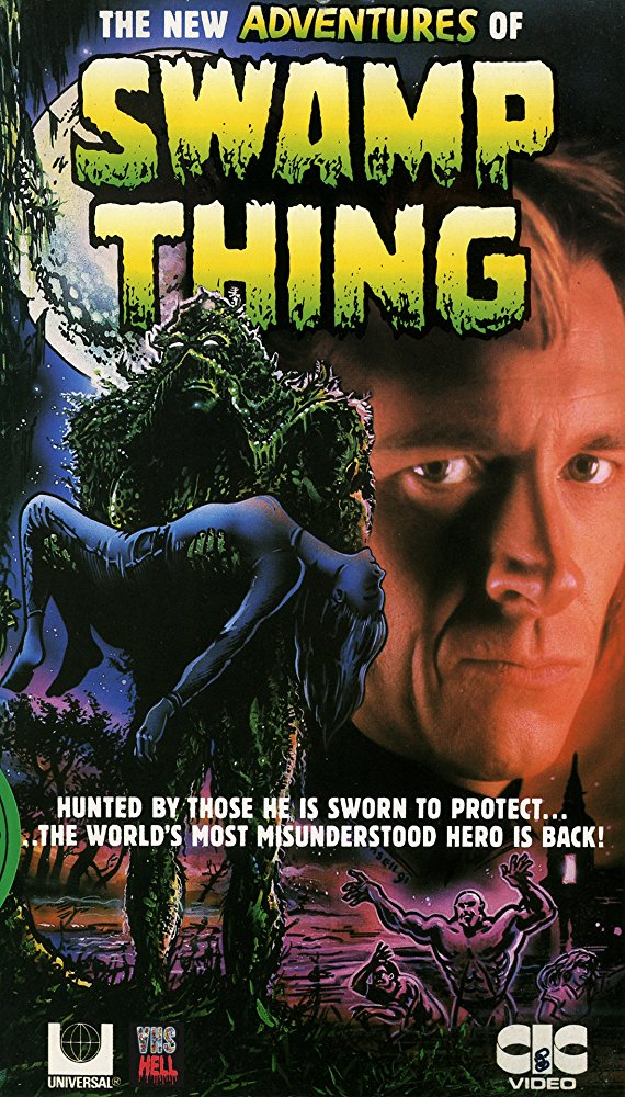 Watch Movie Swamp Thing - Season 2