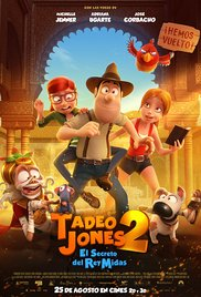 Watch Movie Tadeo Jones 2: El secreto del Rey Midas
