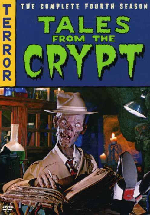 Watch Movie Tales From The Crypt - Season 4