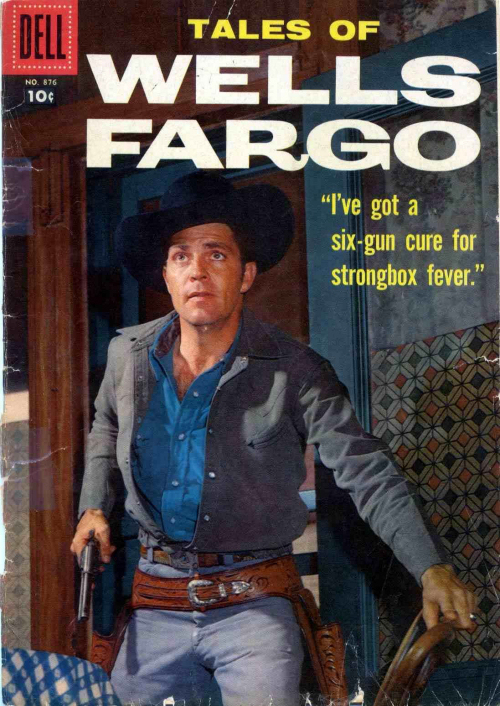 Watch Movie Tales of Wells Fargo - Season 1