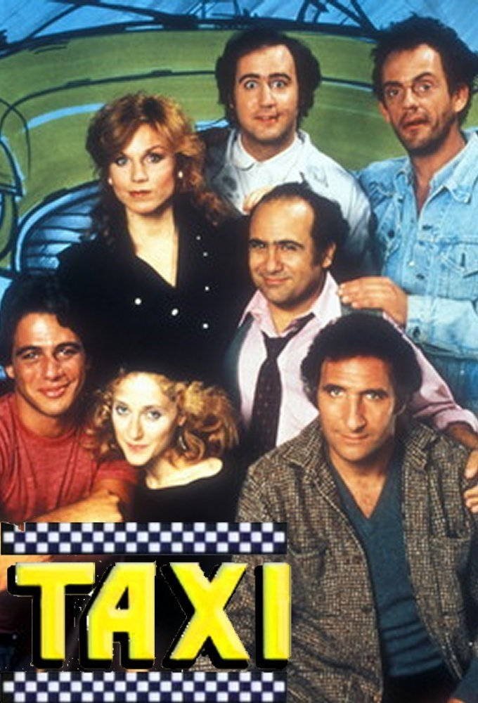 Watch Movie Taxi - Season 4