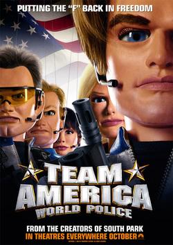 Watch Movie Team America: World Police