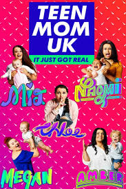 Watch Movie Teen Mom UK - Season 7