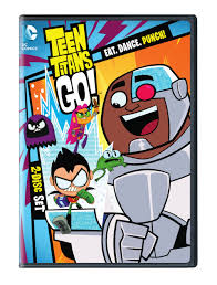 Watch Movie Teen Titans Go! - Season 3