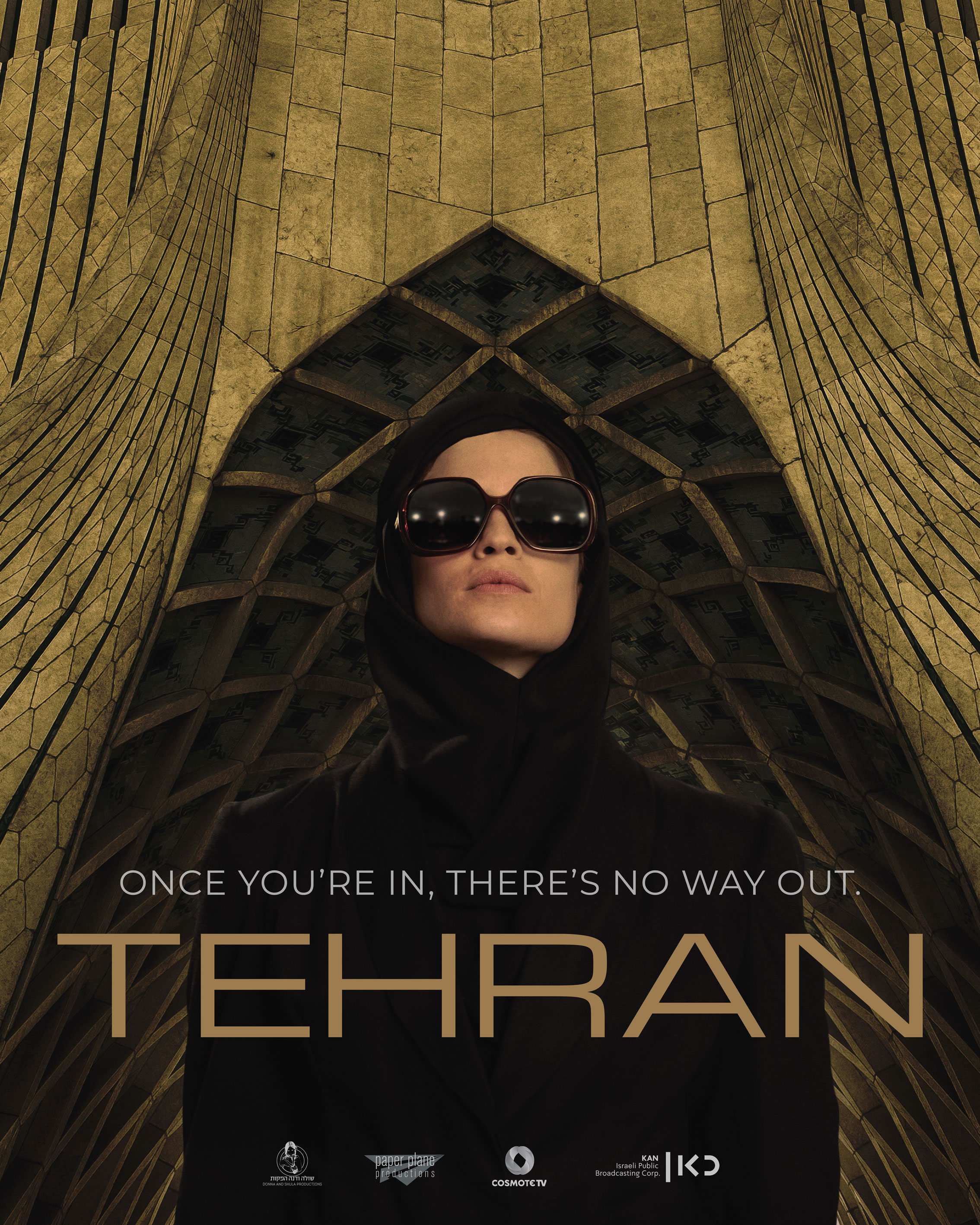 Watch Movie Tehran - Season 1