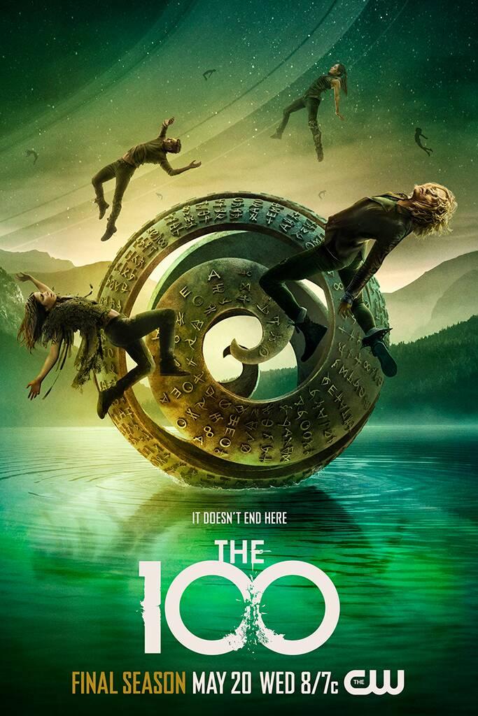 Watch Movie The 100 - Season 7
