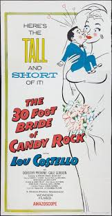 Watch Movie The 30 Foot Bride of Candy Rock