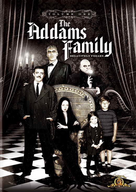 Watch Movie The Addams Family - Season 1