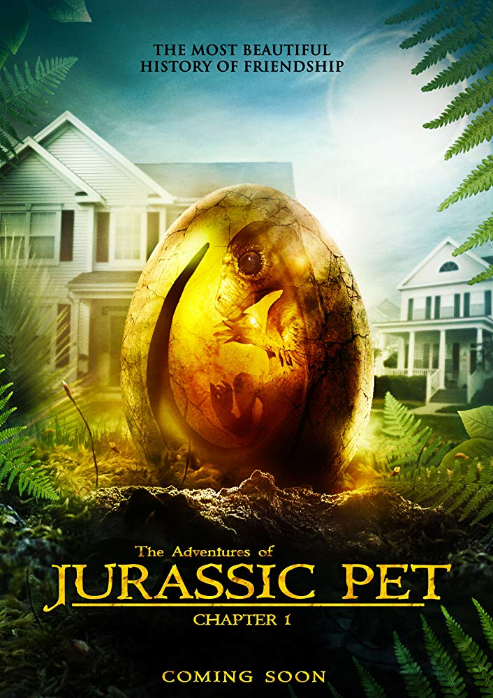 Watch Movie The Adventures of Jurassic Pet