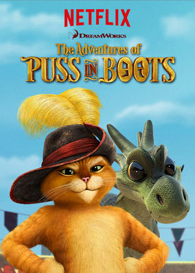 Watch Movie The Adventures Of Puss In Boots - Season 3