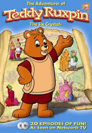 Watch Movie The Adventures of Teddy Ruxpin