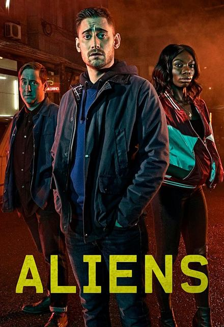 Watch Movie The Aliens - Season 1