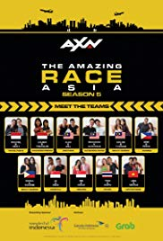 Watch Movie The Amazing Race Asia - Season 3