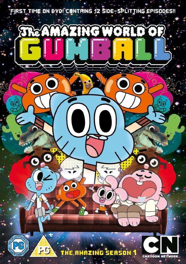 Watch Movie The Amazing World of Gumball - Season 6