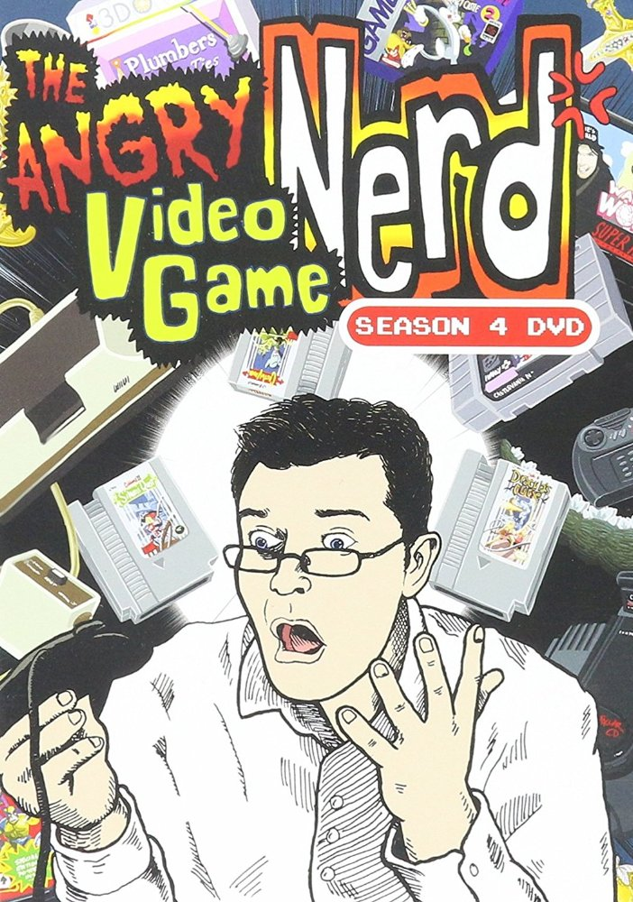 Watch Movie The Angry Video Game Nerd - Season 1