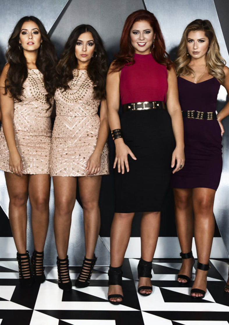 Watch Movie The Bad Girls Club - Season 15
