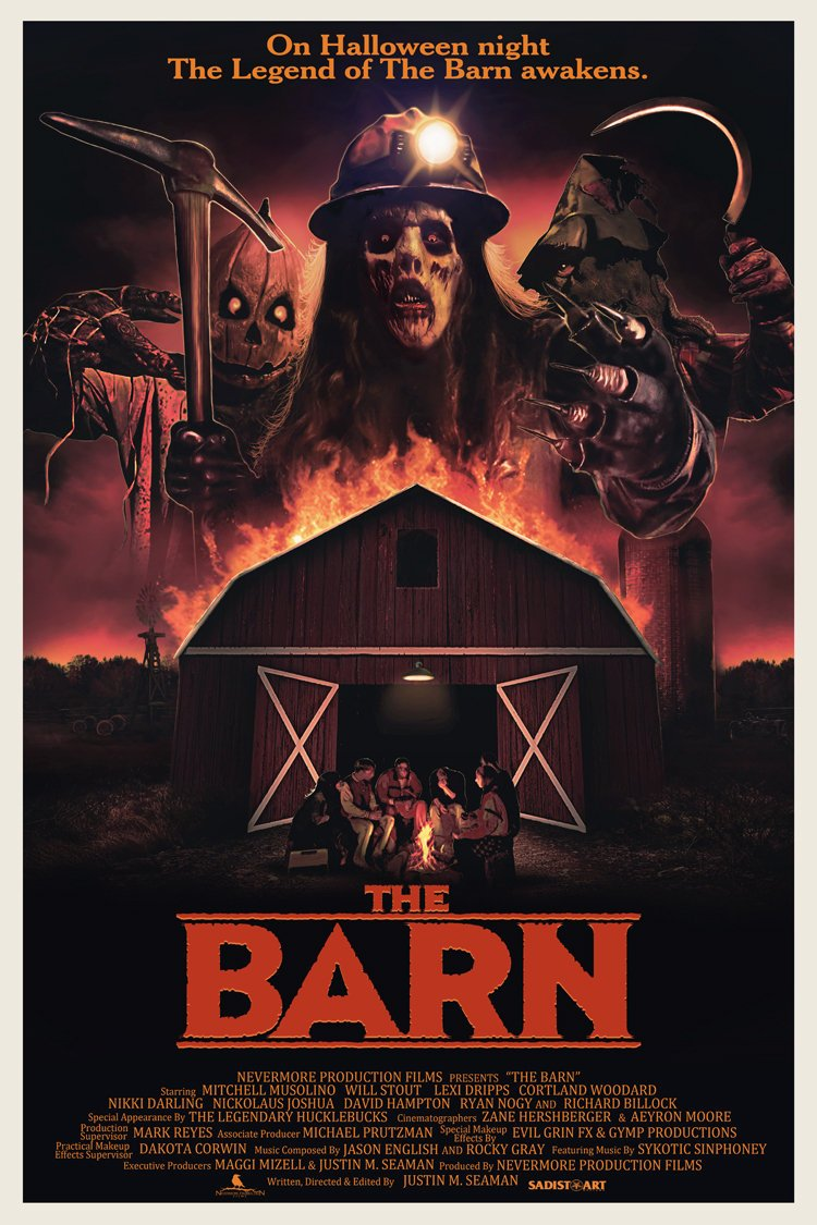 Watch Movie The Barn