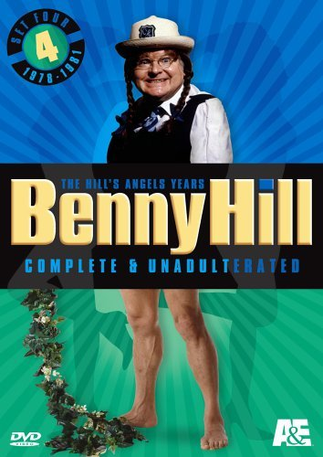 Watch Movie The Benny Hill Show - Season 4