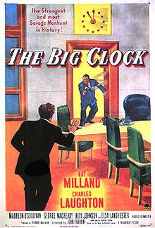 Watch Movie The Big Clock